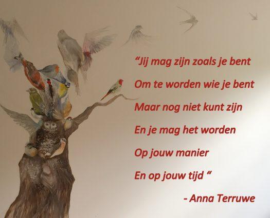 Gedicht Dr. Anna Terruwe